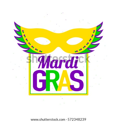 Mardi Gras Beads Necklace Stock Photos, Royalty-Free Images ...
