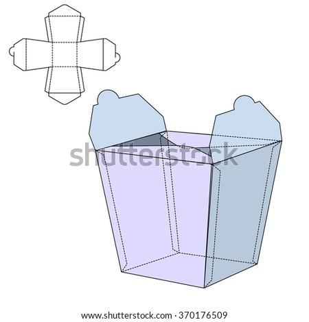 dieline stock images royalty free images vectors shutterstock. Black Bedroom Furniture Sets. Home Design Ideas