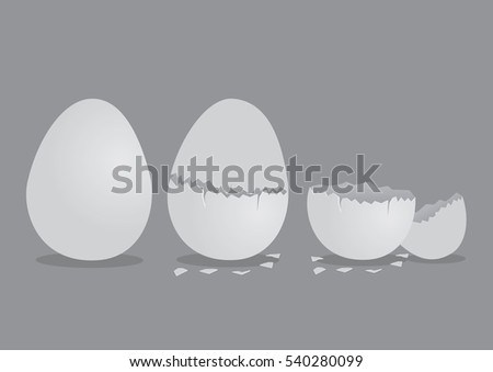 Cracked Egg Stock Photos, Royalty-Free Images & Vectors - Shutterstock