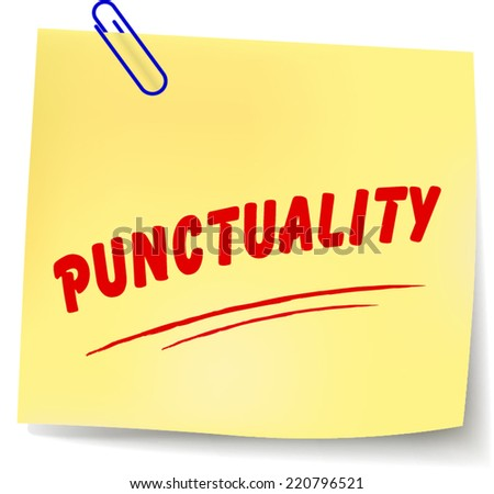 Punctuality Quotes About Being On Time
