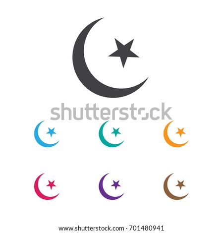 List Of Synonyms And Antonyms Of The Word Islamic Religious Symbols