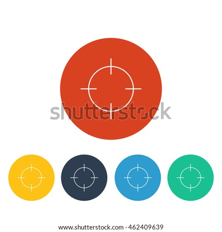 Vector illustration of screenshot icon
