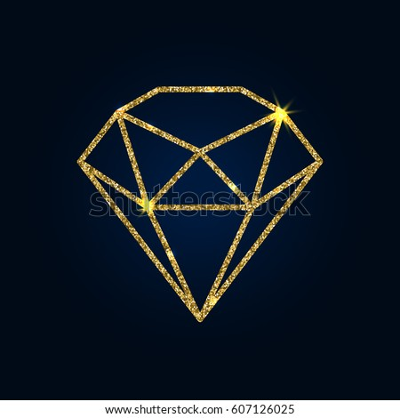 gold diamond stock images royaltyfree images amp vectors
