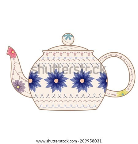 Vintage Teapot Stock Photos, Images, & Pictures   Shutterstock