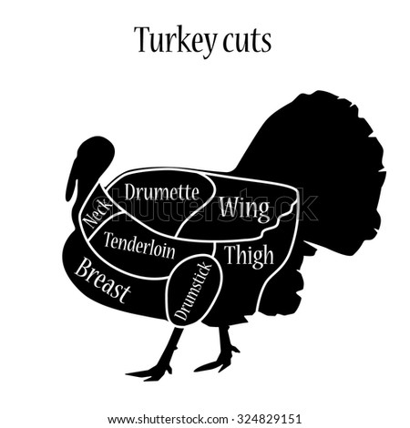 Cuts Of Turkey Diagram - Search For Wiring Diagrams •