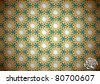 Vector Islamic Wallpaper Design - stock photo