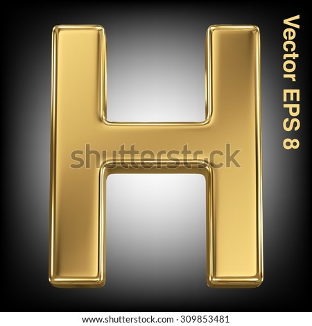 See a rich collection of stock images vectors or photos for gold letter h you can buy on Shutterstock Explore quality images photos art amp more