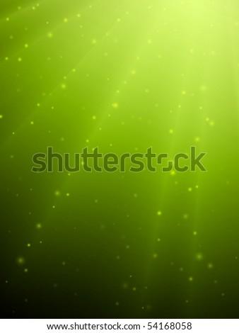 vector lights - stock vector