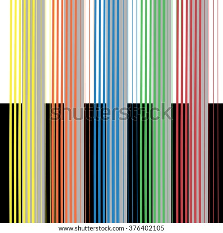 vector line stripes texture and background, design element