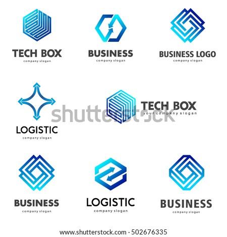 logistics logo stock images royaltyfree images amp vectors