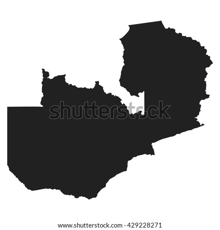 Zambia Map Stock Images RoyaltyFree Images Vectors Shutterstock - Zambia map