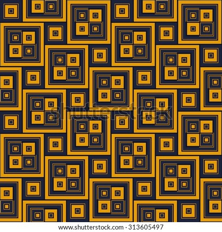 Vector Modern Seamless Colorful Pattern Squares Stock Photo Photo