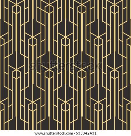 Vector Modern Tiles Pattern Abstract Art Stock Vector 633342431 ...