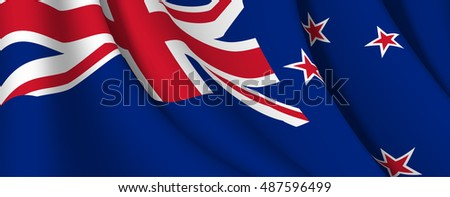 Vector New Zealand flag, New Zealand flag illustration, New Zealand flag picture, New Zealand flag image, New Zealand flag banner, New Zealand flag Icon, New Zealand flag poster, New Zealand flag jpg