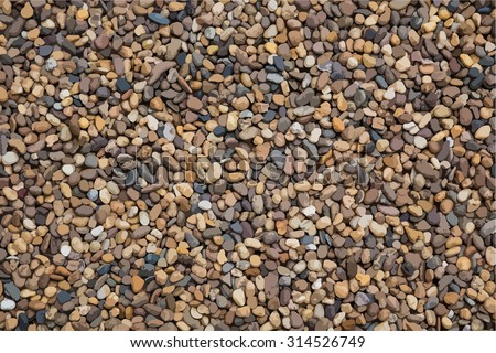 Vector, Nice background image of pebbles on a beach