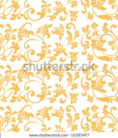 Vector of artistic pattern - stock vector