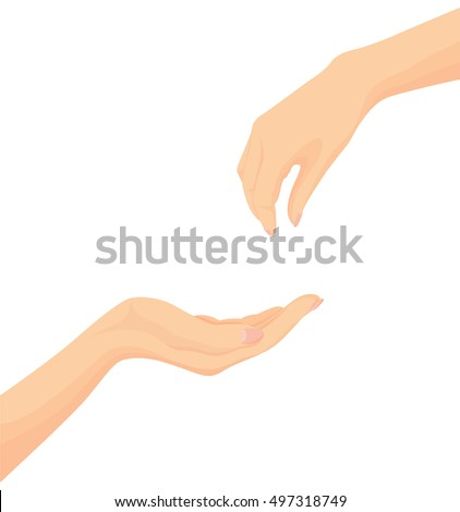 Giving Hands Stock Images, Royalty-Free Images & Vectors ...