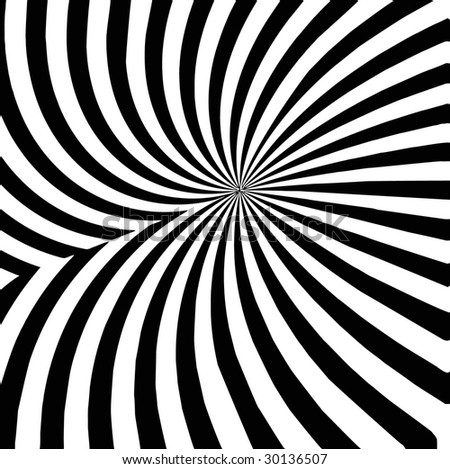 vector - optical art - stock vector