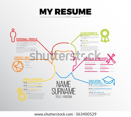 cv resume stock images royalty free images vectors shutterstock