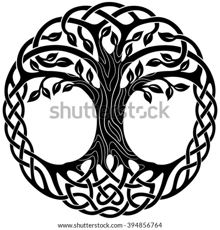 Amazoncom Sterling Silver Irish Celtic Tree of Life