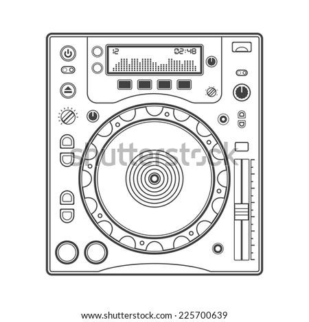 "Trikona's ""Music instruments & devices"" set on Shutterstock"