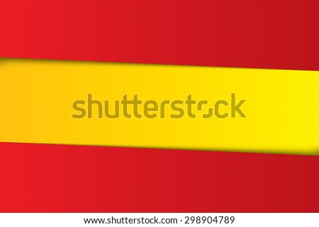 Vector paper banners design. - stock vector