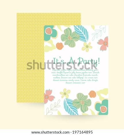 5x7 Invitation Stock Images, Royalty-Free Images & Vectors ...