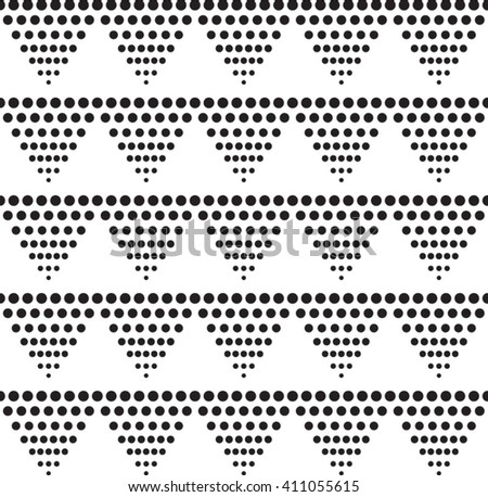 Vector pattern. Geometric color background