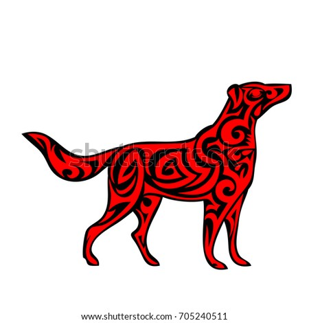 symbolism in the film red dog Art symbols dictionary: flowers and plants  these days we've lost much of the symbolism associated with them,  red poppies are a symbol of remembrance day.