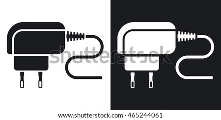 Vector Phone Charger icon