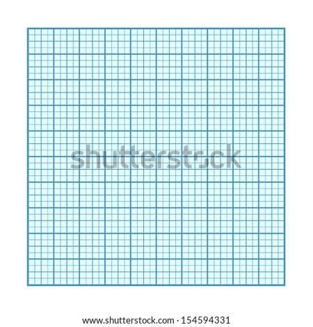 Vector plueprint background. - stock vector