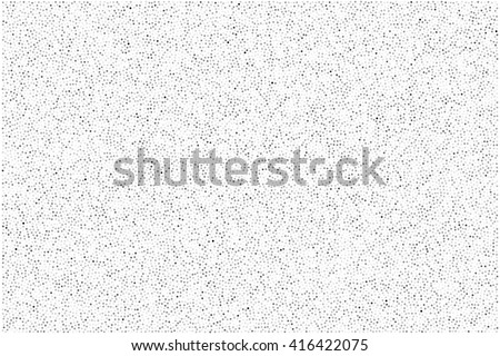 Vector Points Mania - Sample noise - Simple background texture from little dots - Pointillism effect - Graphic or web design resource