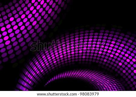 "Vector purple ""snake"" background - stock vector"
