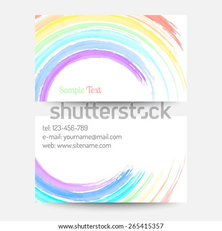 Rainbow Template. Rainbow Black And White Photos Of Coloring