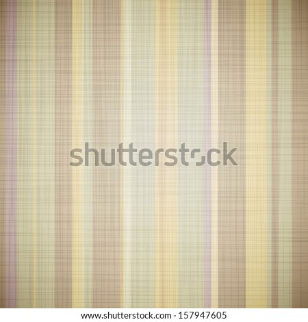 Vector realistic fabric background. EPS10 texture. - stock vector