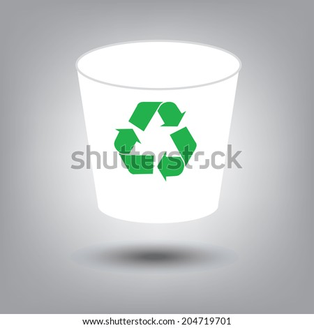 Vector Recycle Bin