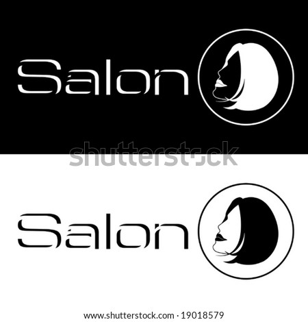Vector Salon or Spa Element - stock vector