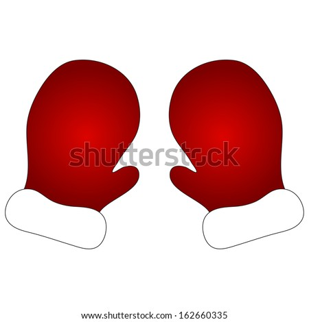 Mittens isolated Stock Photos, Images, & Pictures | Shutterstock