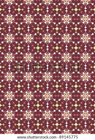 vector seamless colorful pattern