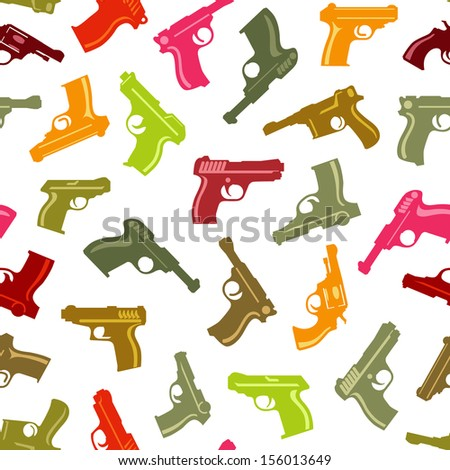 stock-vector-vector-seamless-funny-pattern-with-isolated-colored-guns