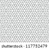 Vector seamless guilloche background - stock vector