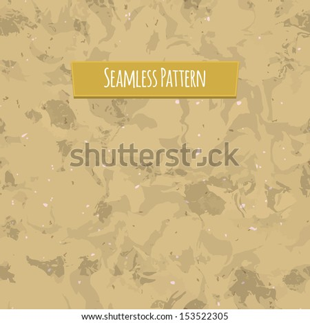 Vector Seamless Paper - stock vector