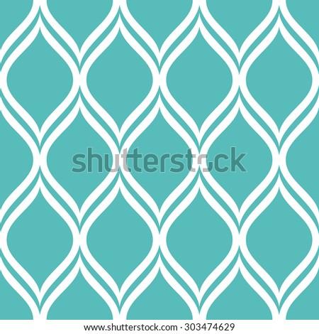 vector seamless pattern - stock vector