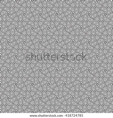 Vector seamless pattern. background line geometric.modern stylish texture.