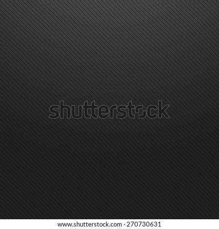 Vector seamless pattern. Black and gray texture - stock vector