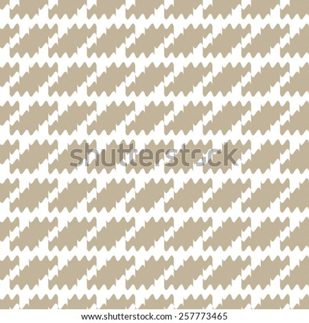 Vector seamless pattern, geometric background - stock vector