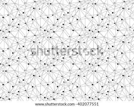 concept operation computer network work nerve stock vector