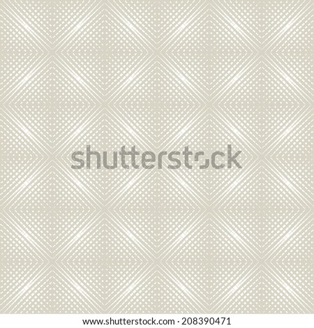 Vector seamless pattern. Modern stylish texture. Repeating geometric  - stock vector