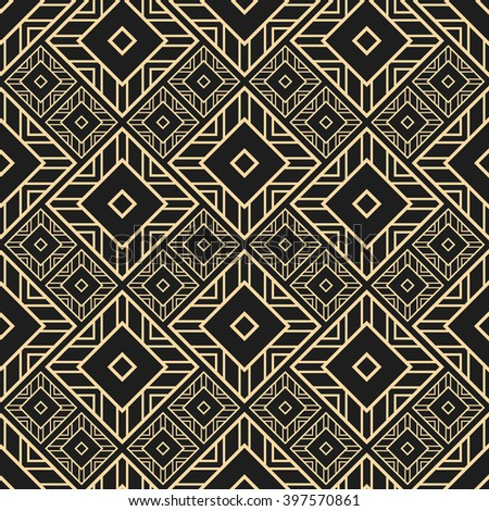 Vector Seamless Pattern Stylish Textile Print Stock Vector 397570861 ...