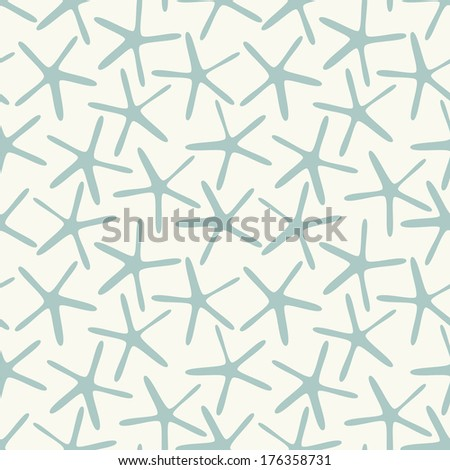 Vector seamless pattern with spots. Modern stylish texture. Repeating abstract background - stock vector